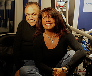 Click image to listen to Joel and Marianne's podcasts.