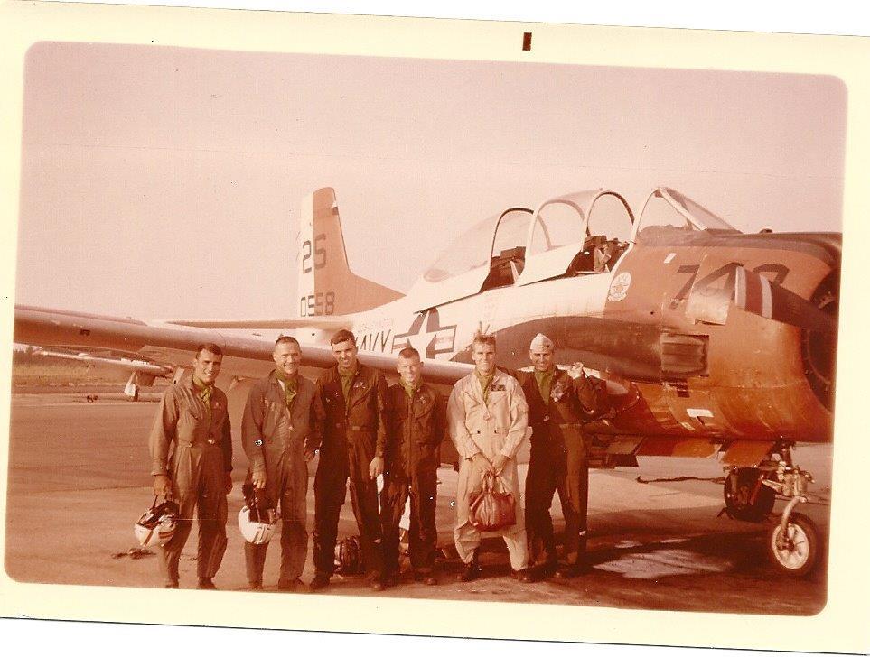 USMC T28 Pilots